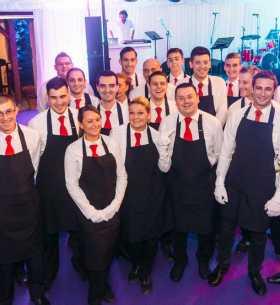 Catering Kvatrić Team konobari